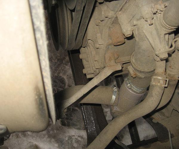 Купить предпусковой подогреватель двигателя работающий